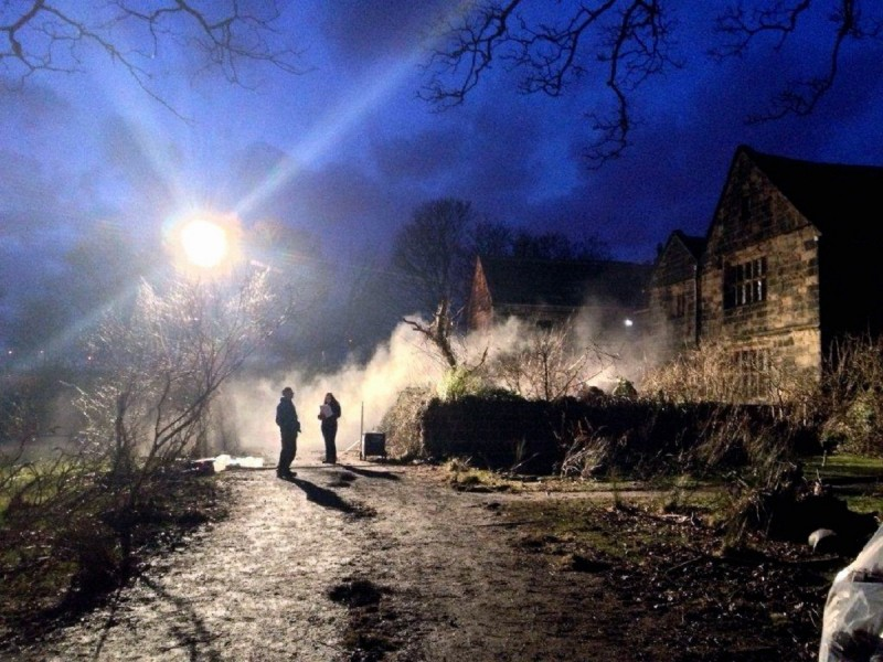 Oakwell Hall photo by BBC Drama