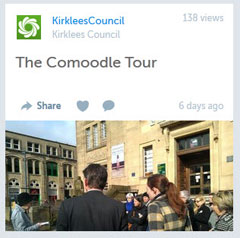 Kirklees Council Storify