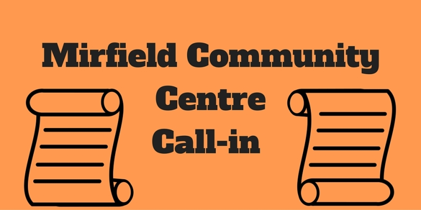 Mirfield community centre
