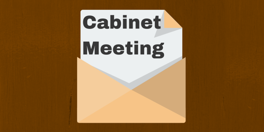 Cabinet Meeting - Whitcliffe Mount