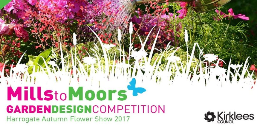 Garden design competition