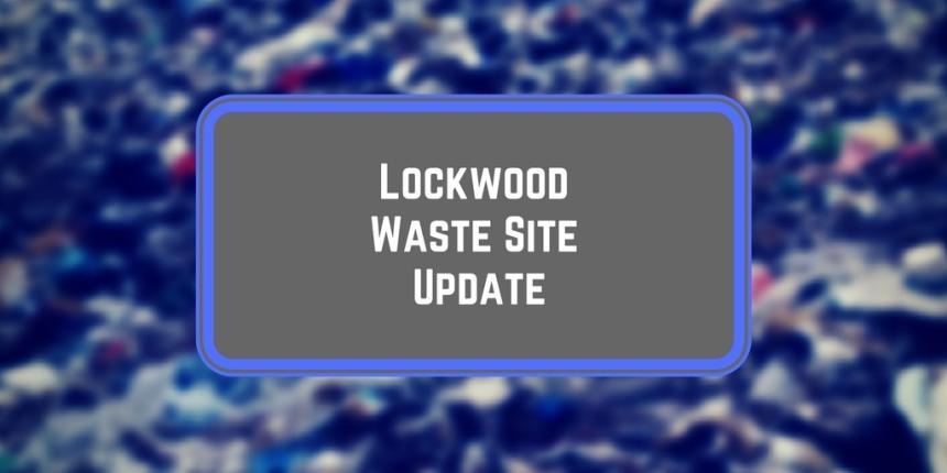 Waste site update