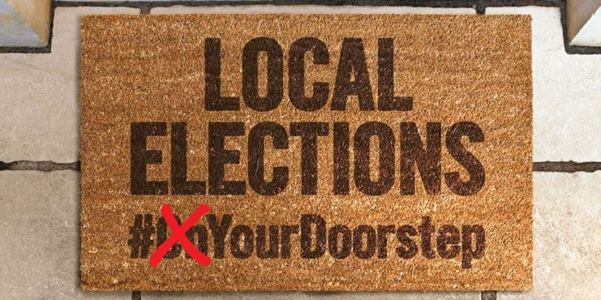 No local elections Kirklees 2017