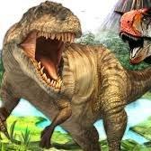 Dinosaur family story walk