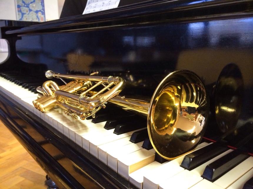 Trompete und Flgel