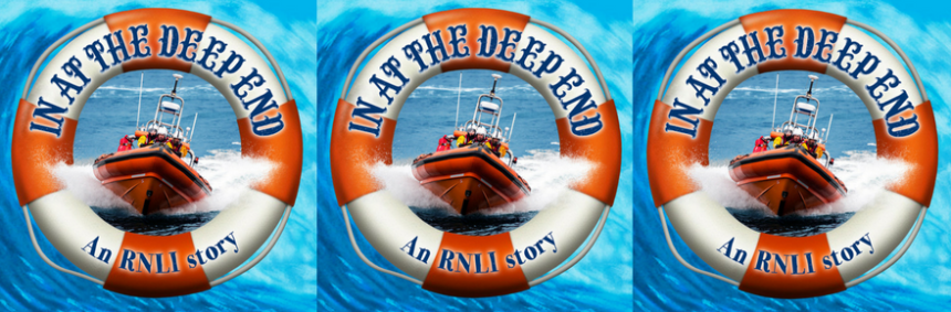 image of life bouy - mikron theatre in at the deep end promo