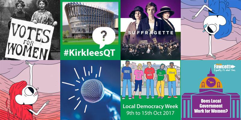 Local Democracy Week events